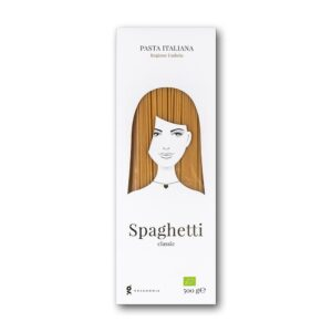 Greenomic 3101 Good Hair Day Pasta Bio Spaghetti Classic