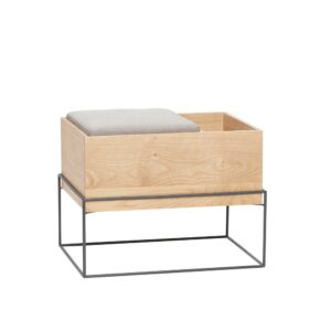 Hubsch Bench Storage Pack 880512