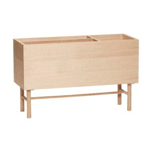 Hubsch Planter Oak 880607
