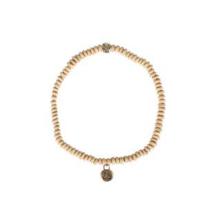 Zusss Armband Houten Kraal 0401 039 1511 00 Voor
