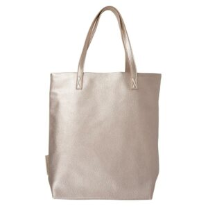 Zusss Basic Shopper Goud Metallic 0205 005 5011 00 Achter