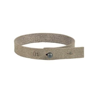 Zusss Leuke Armband Olijfgrijs 0401 010 1030 00 Voor