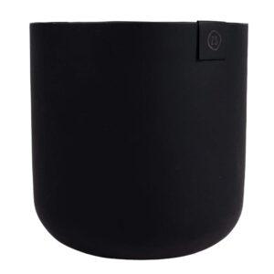 Zusss Potje Metaal 13cm Zwart 0505 012 0000 00 Re Voor