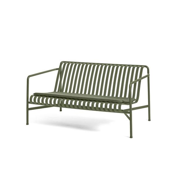 Hay Palissade Seat Cushion For Lounge Sofa Olive Palissade Lounge Sofa Olive