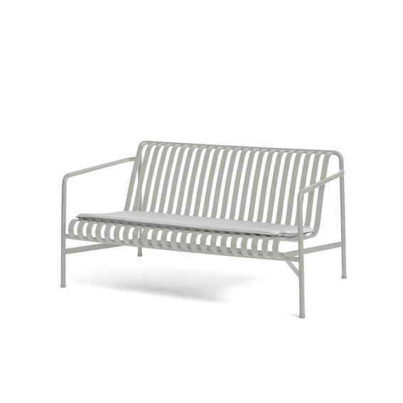 Hay Palissade Seat Cushion For Lounge Sofa Sky Grey Palissade Lounge Sofa Sky Grey