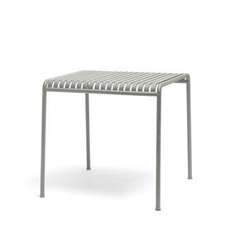 Hay Palissade Table L82,5xw90xh75 Sky Grey