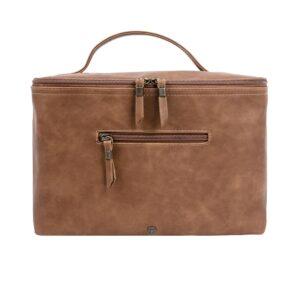 Zusss Beautycase Cognac 0604 003 1507 00 Voor