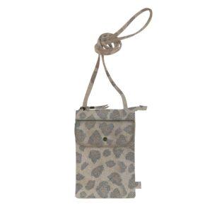 Zusss Handig Telefoontasje Leopard 0202 009 7007 00 Voor