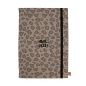 Zusss Receptenboek Mmm Leopard 0805 016 7007 00 Voor