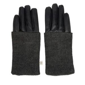 Zusss Stoere Handschoen Zwart Grafiet 0309 008 1028 00 Voor