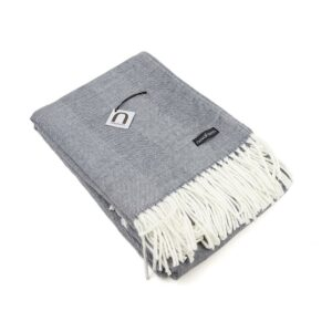Skagen Dark Grey Folded