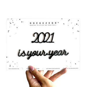 A5 2021 Is Your Year