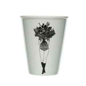 Cup Flowergirl