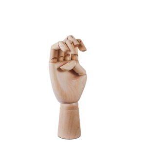 503653 Wooden Hand M