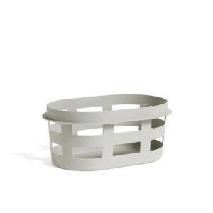 505955 Laundry Basket S Light Grey