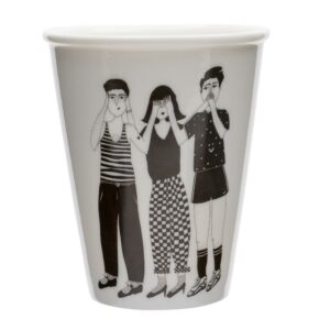 Cup Hearseeandshutup