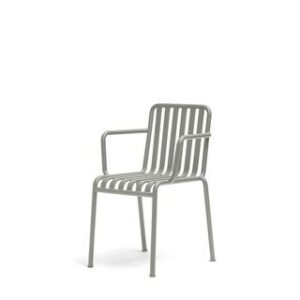 8120011109000 Palissade Arm Chair Sky Grey