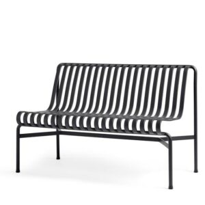 8120491009000 Palissade Dining Bench Without Armrest Anthracite