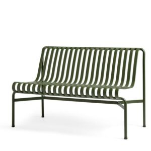 8120491509000 Palissade Dining Bench Without Armrest Olive