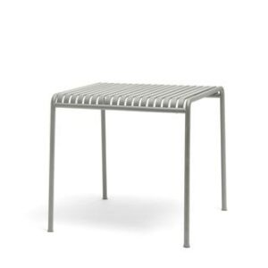 8120711109000 Palissade Table L82,5xw90xh75 Sky Grey