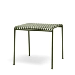 8120711509000 Palissade Table L82,5xw90xh75 Olive
