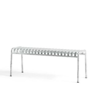812082 Palissade Bench Hot Galvanised