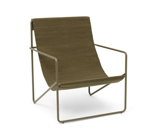 Fermliving Lounge Chair Olive Olive 2