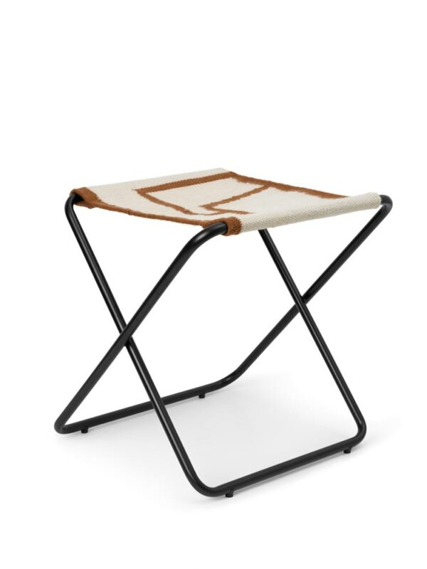 Fermliving Stool Black Shape