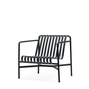 8120311009000 Palissade Lounge Chair Low Anthracite