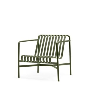 8120311509000 Palissade Lounge Chair Low Olive