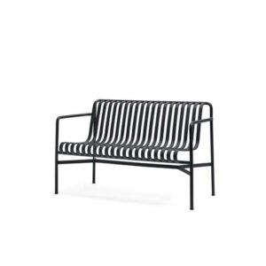 8120471009000 Palissade Dining Bench Anthracite