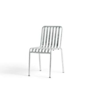 812075 Palissade Chair Hot Galvanised