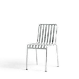 812075 Palissade Chair Hot Galvanised