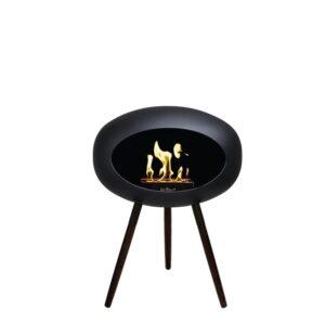 Ground Wood Black Bowl Black Oak 1200px