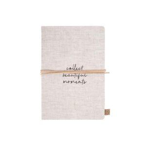 Zusss Notitieboek Collect Moments Linnen 0805 025 1511 00 Voor