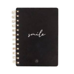 Zusss Notitieboekje Smile Grafietgrijs 0805 031 0000 00 Voor