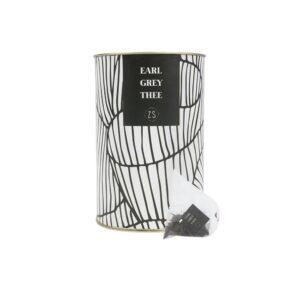 Zusss Thee In Luxe Koker Earl Grey Wit 0712 008 2502 00 Voor