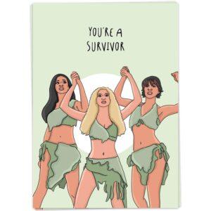 Kaart Blanche Survivor