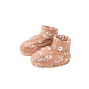 Zusss Babyslofjes Bloemenprint Brique 1001 008 3002 00 Voor