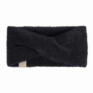 Zusss Warme Haarband Zwart 0309 016 0000 00 Voor