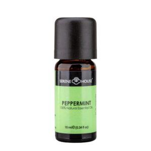 Serene House Essential Oil 10ml Peppermint