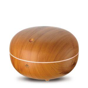 Serene House Ultrasonic Diffuser Macaron Light Wood 250ml On1